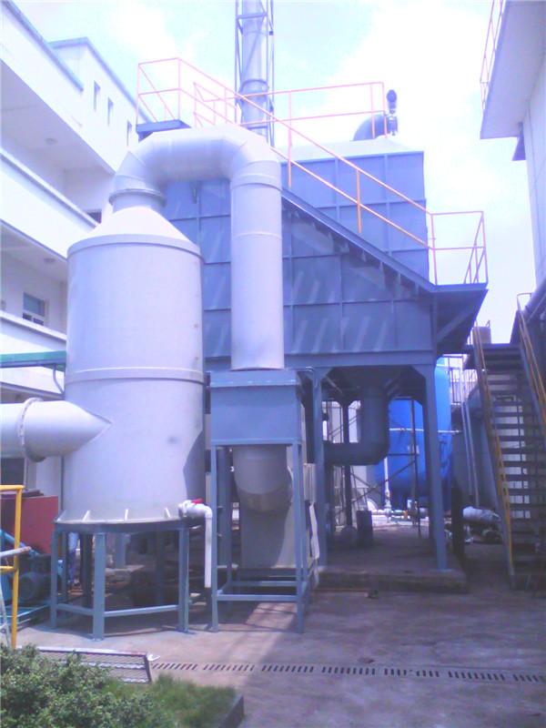 旋转型蓄热式催化燃烧设备(RCO)