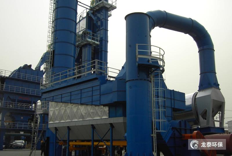 工业脉冲布袋除尘器
