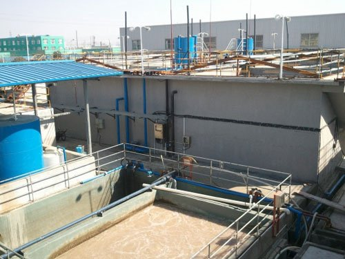 饲料厂生活污水SBR工艺处理达标方案