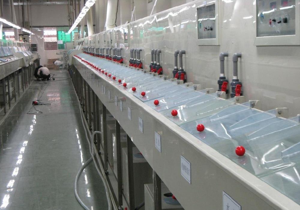 电镀废水处理工艺